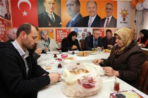 Ak Partili Remzi Aydın: