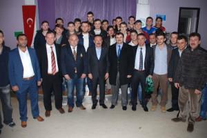 Başkan Doğan İzmit'teki Spor Kulüpleriyle Bir Araya Geldi