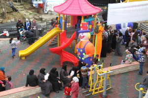 Kağıthaneli Çocuklara 2 Çocuk Parkı Daha
