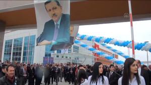 Müezzinoğlu, Babaeski Devlet Hastanesi'nin Açılışına Katıldı
