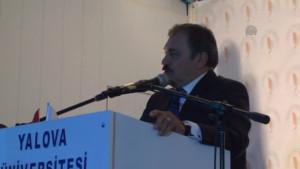 Eroğlu, Çınarcık Meslek Yüksek Okulu'nun Açılış Törenine Katıldı -