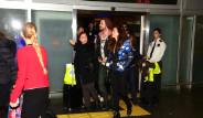 Kıvanç Tatlıtuğ İstanbul'a Döndü