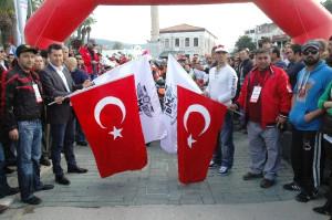 Kenan Sofuoğlu Enduro Yarışlarının Startını Verdi