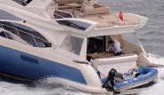 Cem Yılmaz ve Russel Crowe Tekne Turuna Çıktı