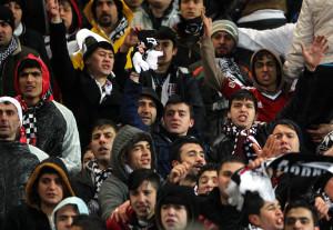Beşiktaş: 0 - Eskişehirspor: 0 (Ilk Yarı)