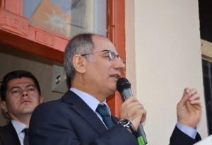 İçişleri Bakanı Efkan Ala Şenkaya'da