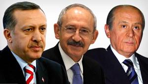 Türkiye'nin En Çok Güvendiği 10 Siyasi Lider