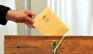 Ankara'da 7 İlçede Yapılan Seçim Anketi