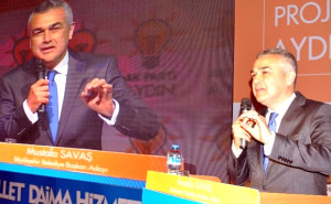 AK Parti'li Savaş: