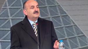 Tekirdağ Bakan Müezzinoğlu Yasadışı Dinleme Yapanları Lanetliyorumbakan Müezzinoğlu: Yasadışı...