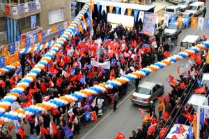 AK Parti İzmir Büyükşehir Belediye Başkan Adayı Binali Yıldırım: '