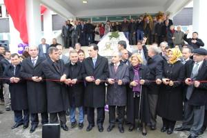 Başbakan Yardıcısı İşler, Kazan'da Okul Açtı (1) -