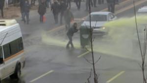 ODTÜ'de Berkin Elvan İçin Yürüyenlere Polis Müdahalesi