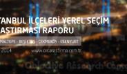 ORC'nin İstanbul'un 5 İlçesinde Yaptığı Anket