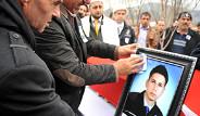 Şehit Polis Memuru Küçüktağ, Son Yolculuğuna Uğurlandı