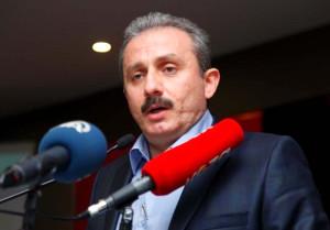AK Parti Genel Başkan Yardımcısı Şentop -