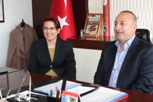 Bakan Çavuşoğlu, Antalya'nın İlçelerini Ziyaret Etti