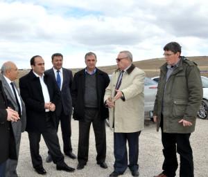 Bayburt Doğal Taş Üretimi ve Pazarlama Destek Merkezi Projesi Çalışmaları Devam Ediyor