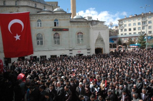Burak Can Karamanoğlu'na Son Görev