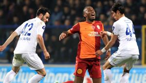 Kardemir Karabükspor: 0 - Galatasaray: 0