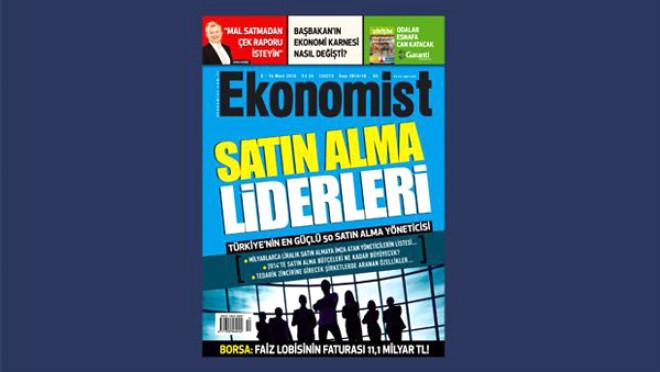 Türkiye'nin En Güçlü 50 Satın Alma Yöneticisi
