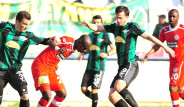 Akhisar Belediyespor: 0 - Medical Park Antalyaspor: 0