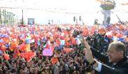 AK Parti İzmir'de Miting Düzenledi