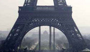 Paris'te Araç Trafiğine Kısıtlama Getirildi