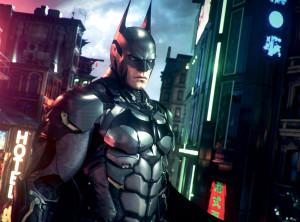 Batman: Arkham Knight Görselleri Mest Ediyor