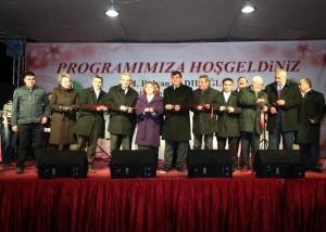 Prof. Dr. Necmettin Erbakan Sosyal Tesisi Açıldı