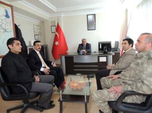 Taşlıçay'da Seçim Güvenliği Toplantısı