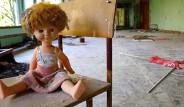 Çernobil Faciasından Arda Kalanları Gösteren Kareler
