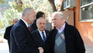 Eski Başkan Atılgan'dan Ergün'e Övgü
