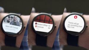 Google'ın Giyilebilir Cihazlar İçin Geliştirdiği Android Wear Neye Benziyor?