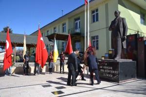 Şenkaya'da 18 Mart Şehitlerini Anma Günü ve Çanakkale Zaferi'nin 99. Yıl Dönümü Etkinlikleri...