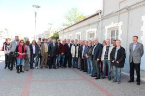Karşıyaka'da Tarihi Tren İstasyonu Ayaklanması!