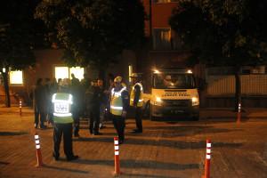 Niğde'de Şehit Olan Astsubay ve Polisin Cenazeleri Adana'ya Getirildi
