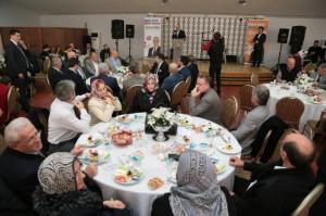 Osmanlı Parkı'nda 'Yaşlılar Haftası' Kutlandı