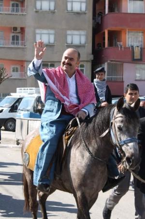 Siirt'te Nevruz Kutlaması
