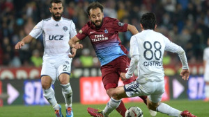 Trabzonspor: 0 - Kasımpaşa: 0