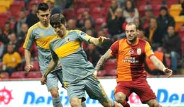 Galatasaray:0 Kayserispor:1