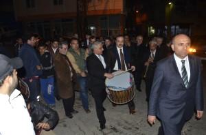 AK Parti'nin Tekirdağ Adaylarından Roman Vatandaşlara Ziyaret