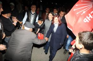 Başkan Çerçioğlu, Nazilliyi Ziyaret Etti