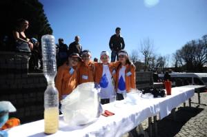Doğa Koleji Öğrencileri Dünya Su Günü'nü Pınar Altuğ ile Kutladı