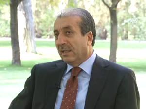 Bakan Eker, Bismil'de Seçim Çalışmasını Yürüttü