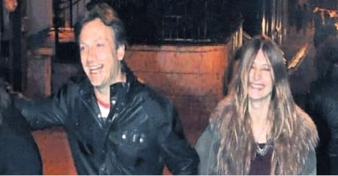 Tuba Ünsal ve Eşi Sabaha Kadar Eğlendi