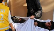 Suriye Uçakları Sınırı Bombaladı
