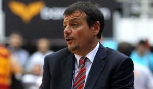 A Milli Erkek Basketbol Takımı Antrenörü Ergin Ataman Basın Toplantısı Düzenledi