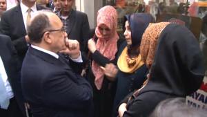 Başbakan Yardımcısı Atalay'dan Esnafa Ziyaret