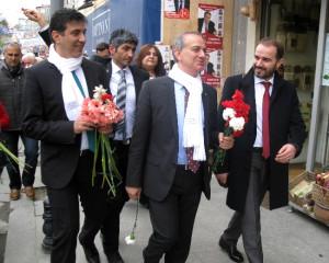 AK Parti Beşiktaş Belediye Başkan Adayı Okul,